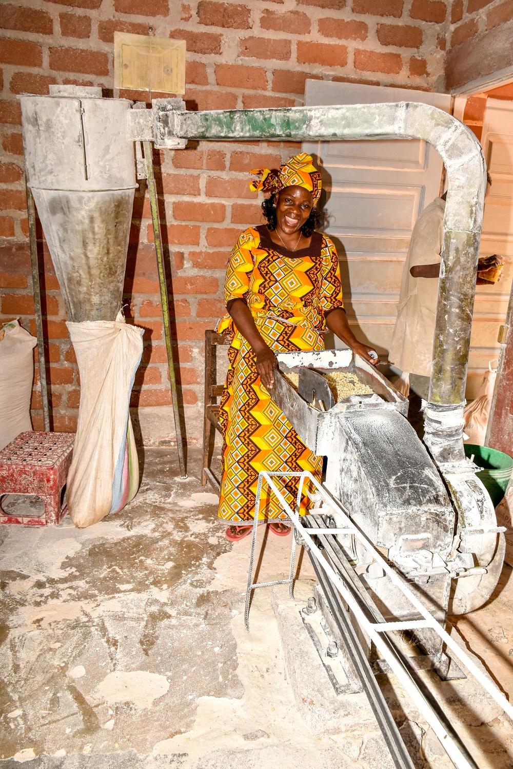 USAID, Gapi and BLUETOWN are bringing Women In the Network!