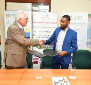 Societé Generale Mozambique subscribes to the Gapi's Agro-Garante Fund
