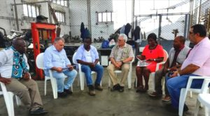 Support for the reconstruction of local economies in areas affected by cyclone idai