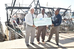 SME's victims of cyclones rehabilitated with DANIDA funds